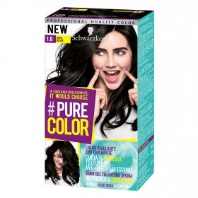 Tinte #Pure Color 1.0 vinyl black Schwarzkopf 1 ud.