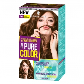 Tinte #Pure Color 7.60 milky chocolate