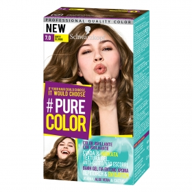 Tinte #Pure Color 7.0 dirty blonde Schwarzkopf 1 ud.