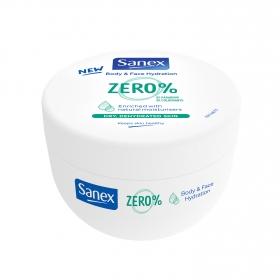 Loción corporal en tarro piel seca Zero%