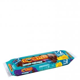 Bollito recubierto de chocolate Trolleo Challenge