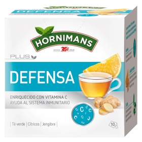 Infusión Plus defensa