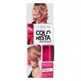 Tinte Colorista Washout Hotpink L'Oréal 1 ud.