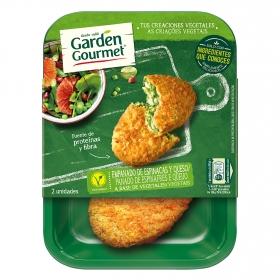 Empanado de espinacas y queso a base de vegetales Garden Gourmet 180 g.
