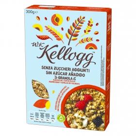 Cereales con albaricoque y semillas de calabaza