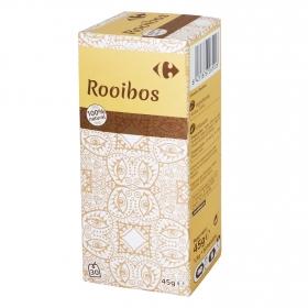 Infusión Rooibos en bolsitas Carrefour 30 ud.