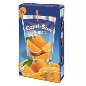 Zumo de naranja Capri-Sun pack de 5 bolsas de 20 cl.
