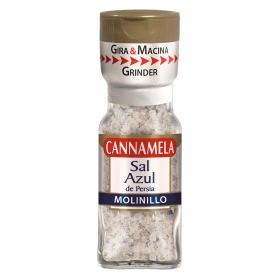 Molinillo sal azul de persia Cannamela 55 g.