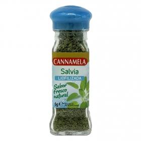 Salvia liofilizada Cannamela 6 g.