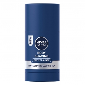 Barra afeitado corporal Nivea Men 75 ml.
