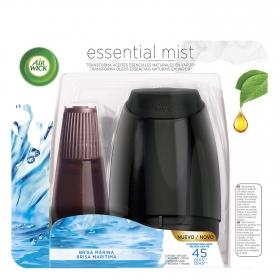Ambientador Essential Mist brisa marina aparato+ recambio