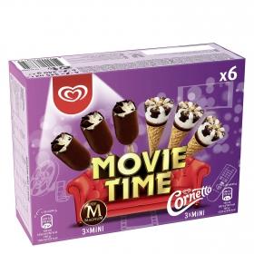 Helados mini Movie time