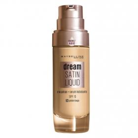 Maquillaje Dream satine nº 24 Golden beige Maybelline 30 ml.
