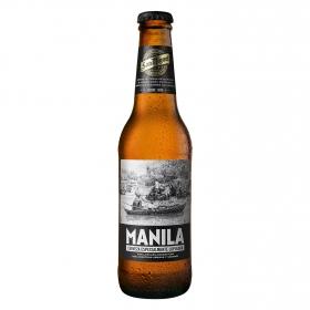 Cerveza San Miguel Manila botella 33 cl.