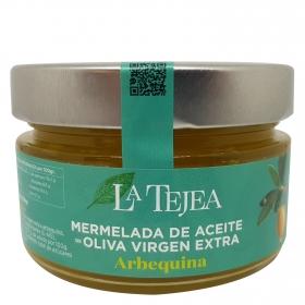 Mermelada de aceite de oliva virgen extra Arbequina