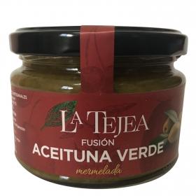 Mermelada de aceituna verde La Tejea 270 g.