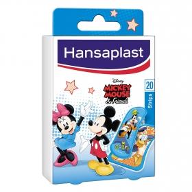 Tiras adhesivas Mickey Mouse