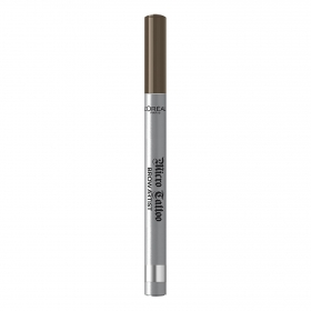 Lápiz de cejas brown artist 105 L'Oréal 1 ud.