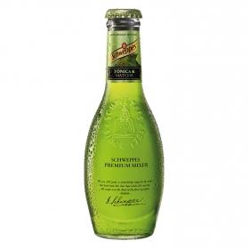Tónica Schweppes Matcha premium botella