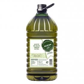 Aceite de oliva virgen extra Dcoop 5 l.