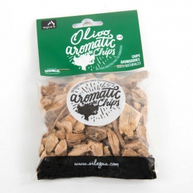 Olivo Aromatic Chips Ahumadores