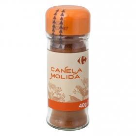 Canela molida Carrefour 40 g.
