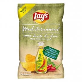 Patatas fritas mediterráneas orégano y picante sin gluten