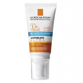 Crema solar facial SPF50+ Anthelios