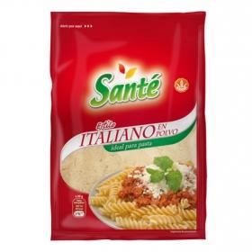 Queso italiano en polvo Santé 100 g.