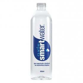 Agua Glaceau vaporizada y destilada con electrolitos añadidos
