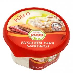 Ensalada para sándwich de pollo Feinkost Popp