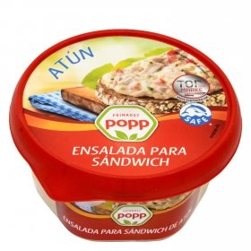 Ensalada para sándwich de atún Feinkost Popp