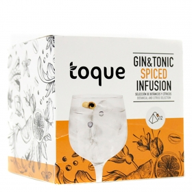 Infusión spiced para gin tonic Toque 17,88 g.
