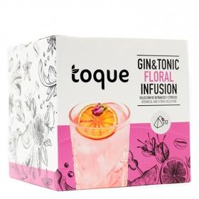 Infusión floral para gin tonic Toque 12 g.
