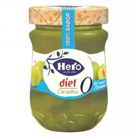 Confitura de ciruela Diet Hero 280 g.