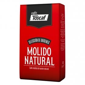 Café molido natural Toscaf 250 g.