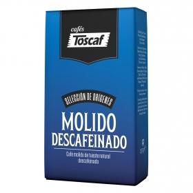 Café molido natural descafeinado selección de orígenes