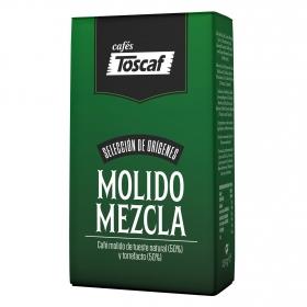 Café molido mezcla Toscaf 250 g.