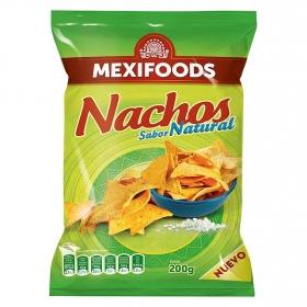Nachos Mexifoods 200 g.