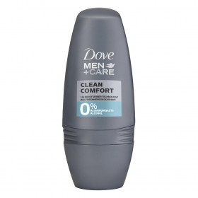 Desodorante clean confort roll-on