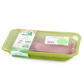 Filetes Aguja de Cerdo sin Hueso Ecológica Hemosa 500 g aprox