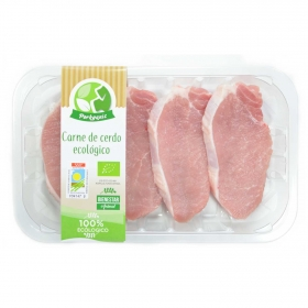 Filetes Cinta Fresca de Cerdo Ecológica Hemosa 500 g aprox