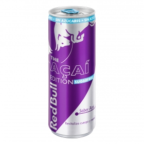 Bebida energética Red Bull The Acaí Edition Sugarfree