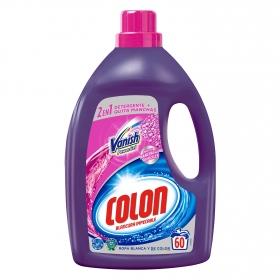Detergente + quita manchas Vanish