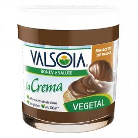 Crema de avellanas y cacao con soja sin gluten y sin aceite de palma