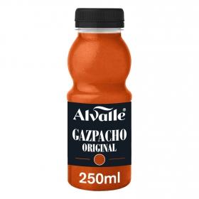Gazpacho original Alvalle sin gluten  250 ml.