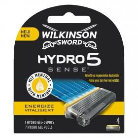 Recambio para maquinilla de afeitar Hydro 5 sense Energize