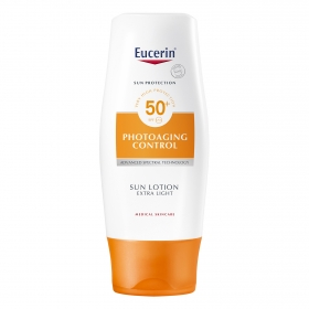Loción solar extra light SPF50 Photoaging Control