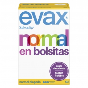SalvaSlip normal en bolsitas