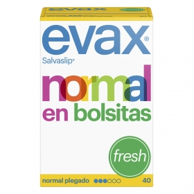 SalvaSlip normal en bolsitas fresh